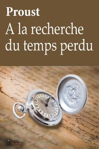 Livre numérique A la recherche du temps perdu - Proust
