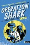Livre numérique Opértion Shark - Amos - Tome 1 - dès 8 ans