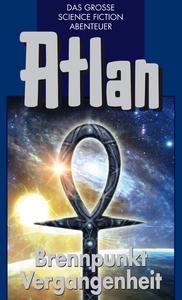 E-Book Atlan 37: Brennpunkt Vergangenheit (Blauband)