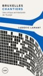 Libro electrónico Bruxelles chantiers