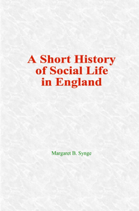 Livro digital A Short History of Social Life in England