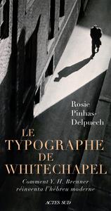 Livre numérique Le Typographe de Whitechapel