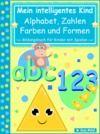 Electronic book Mein intelligentes Kind – abc Alphabet, 123 Zahlen, Farben und Formen