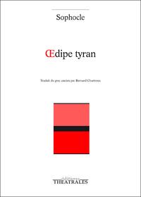 Livre numérique Œdipe tyran