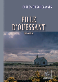 Livre numérique Fille d'Ouessant (roman)