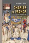 Livre numérique Charles de France, frère de Louis XI