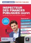 Livre numérique Réussite Concours Inspecteur des finances publiques DGFIP - Préparation complète
