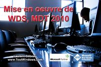 Electronic book WDS et MDT 2010