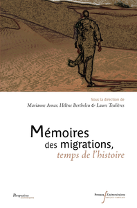 Livre numérique Mémoires des migrations, temps de l'histoire