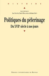 Livre numérique Politiques du pèlerinage