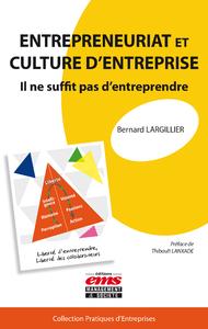 Electronic book Entrepreneuriat et culture d'entreprise
