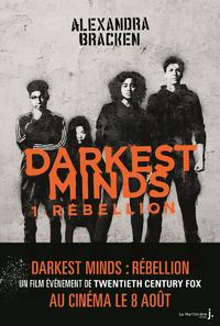 Livre numérique Darkest Minds - tome 1 Rebellion