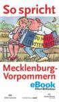 Libro electrónico So spricht Mecklenburg-Vorpommern