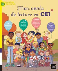 Libro electrónico Mon année de lecture au CE1