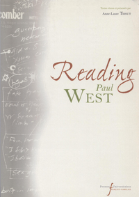 Electronic book Reading Paul West
