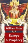 Electronic book Europe A Prophecy (Illuminated Manuscript with the Original Illustrations of William Blake)