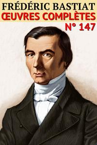 Livre numérique Frédéric Bastiat