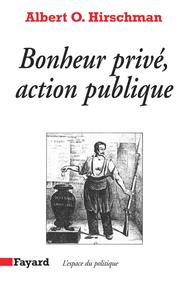 Livre numérique Bonheur privé, action publique