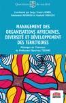 Libro electrónico Management des organisations africaines, diversité et développement des territoires