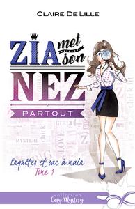 Livre numérique Zia met son nez partout