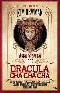 Livre numérique Dracula Cha Cha Cha