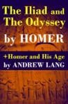 Electronic book The Iliad and The Odyssey + Homer and His Age