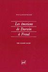 Electronic book Les émotions de Darwin à Freud
