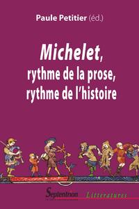 Electronic book Michelet, rythme de la prose, rythme de l'histoire