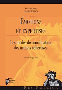 Livre numérique Émotions et expertises