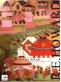 Livre numérique Sonja la Rouge