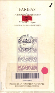 Livre numérique Paribas
