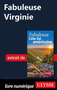 Livre numérique Fabuleuse Virginie