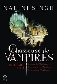 Livro digital Chasseuse de vampires - L'Intégrale 2 (Tomes 4, 5 et 6)