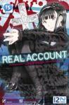 Livre numérique Real Account - tome 15