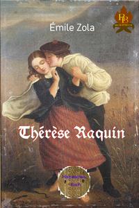 Livre numérique Thérèse Raquin