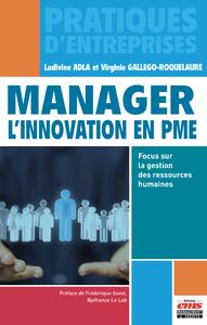 Livre numérique Manager l'innovation en PME