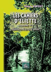 Livre numérique Les Cahiers d'Eliette