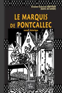 Livre numérique Le Marquis de Pontcallec