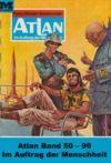 Livre numérique Atlan-Paket 2: Im Auftrag der Menschheit