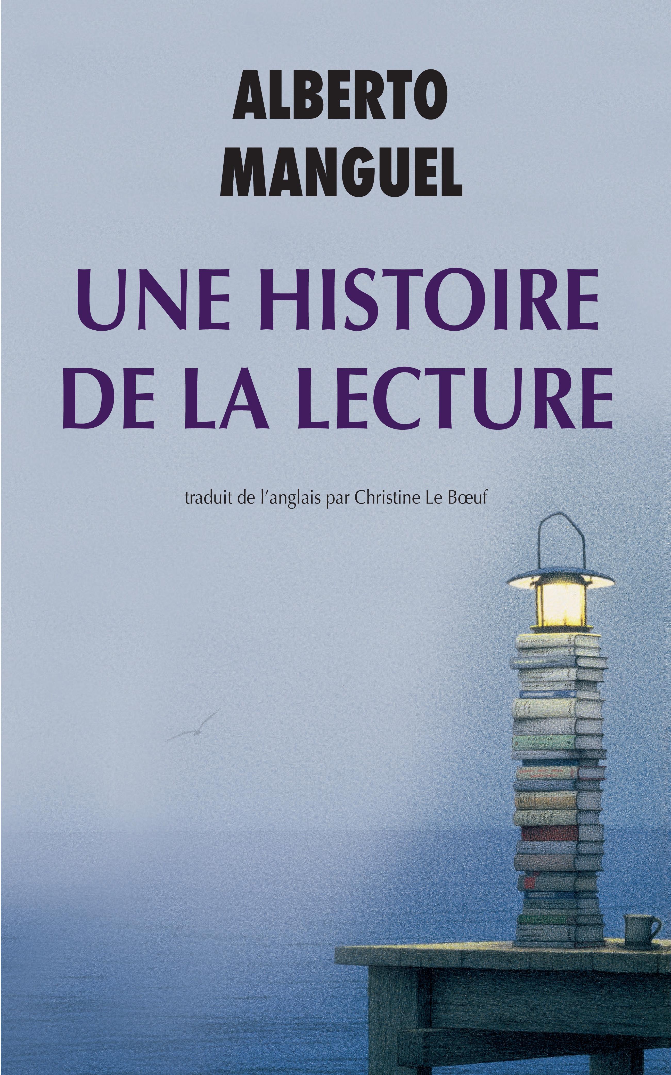 Livre numérique Une histoire de la lecture