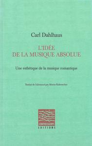 Electronic book L'idée de la musique absolue