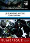 Livre numérique Le Glaive de justice