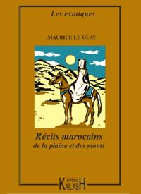 Livre numérique Récits marocains de la plaine et des monts