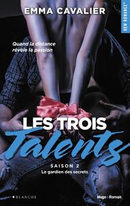 Livre numérique Les trois talents Saison 2 Le gardien des secrets -Extrait offert-