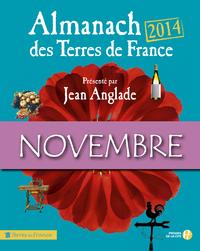 Livre numérique Almanach des Terres de France 2014 Novembre