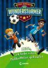 Livre numérique Der Wunderstürmer 1 - Hilfe, ich habe einen Fußballstar gekauft!
