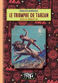 Livre numérique Le triomphe de Tarzan
