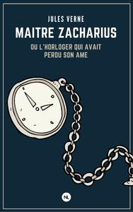Livre numérique Maître Zacharius ou l'horloger qui avait perdu son âme