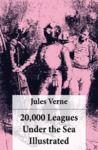 Livre numérique 20,000 Leagues Under the Sea Illustrated (original illustrations by Alphonse de Neuville)