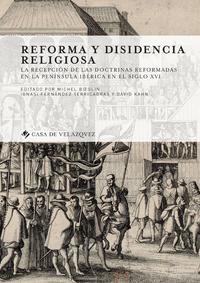 Livre numérique Reforma y disidencia religiosa
